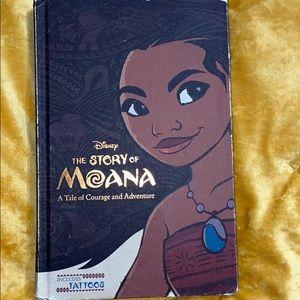 DISNEY: The Story of Moana